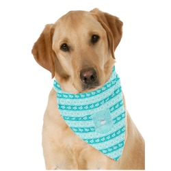 Hanukkah Pet Bandanas (Personalized)