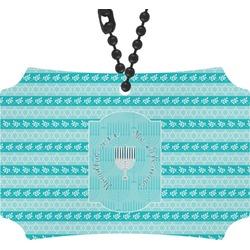 Hanukkah Rear View Mirror Ornament (Personalized)