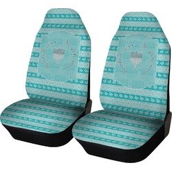 Hanukkah Car Seat Covers (Set of Two) (Personalized)