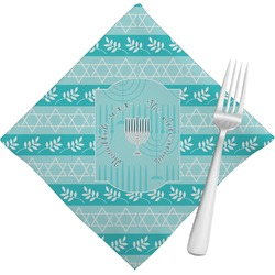 Hanukkah Cloth Napkins (Set of 4) (Personalized)