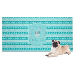 Hanukkah Dog Towel (Personalized)