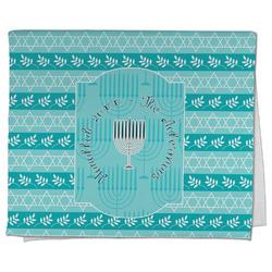 Hanukkah Kitchen Towel - Full Print (Personalized)