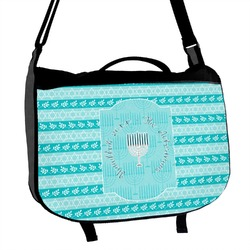 Hanukkah Messenger Bag (Personalized)