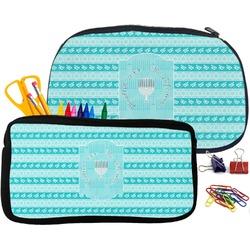 Hanukkah Pencil / School Supplies Bag (Personalized)
