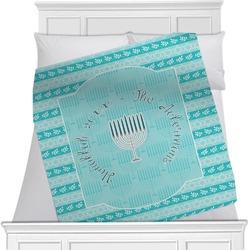 Hanukkah Minky Blanket (Personalized)