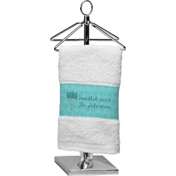 Hanukkah Finger Tip Towel (Personalized)