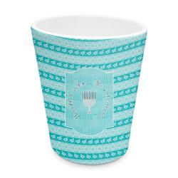 Hanukkah Plastic Tumbler 6oz (Personalized)