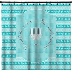 Hanukkah Shower Curtain (Personalized)