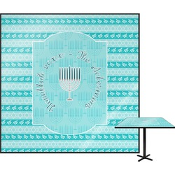 Hanukkah Square Table Top (Personalized)