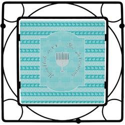 Hanukkah Square Trivet (Personalized)