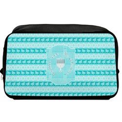 Hanukkah Toiletry Bag / Dopp Kit (Personalized)