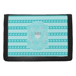 Hanukkah Trifold Wallet (Personalized)