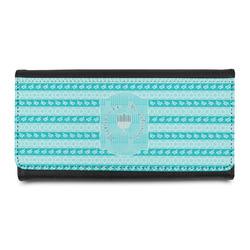 Hanukkah Leatherette Ladies Wallet (Personalized)