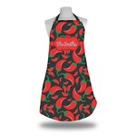 Chili Peppers Apron (Personalized)