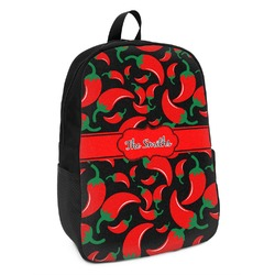Chili Peppers Kids Backpack (Personalized)