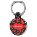 Chili Peppers Cell Phone Ring Stand & Holder (Personalized)