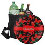 Chili Peppers Collapsible Cooler & Seat (Personalized)