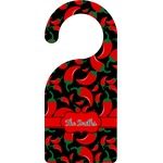 Chili Peppers Door Hanger (Personalized)