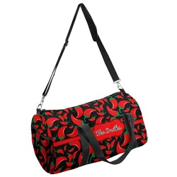 Chili Peppers Duffel Bag (Personalized)