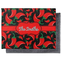 Chili Peppers Microfiber Screen Cleaner (Personalized)