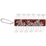 Chili Peppers Golf Tees & Ball Markers Set (Personalized)