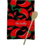 Chili Peppers Kitchen Towel - Full Print (Personalized)