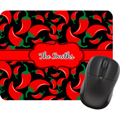 Chili Peppers Mouse Pads (Personalized)