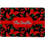 Chili Peppers Comfort Mat (Personalized)
