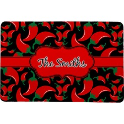 "Chili Peppers Comfort Mat - 24""x36"" (Personalized)"