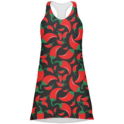 Chili Peppers Racerback Dress (Personalized)