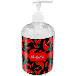 Chili Peppers Soap / Lotion Dispenser (Personalized)