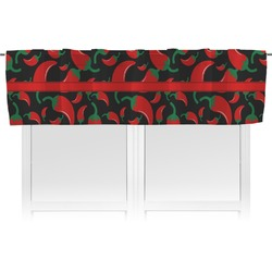 Chili Peppers Valance (Personalized)