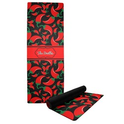 Chili Peppers Yoga Mat (Personalized)