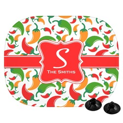 Colored Peppers Car Side Window Sun Shade (Personalized)