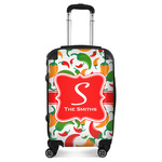 Colored Peppers Suitcase (Personalized)