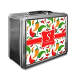 Colored Peppers Lunch Box (Personalized)