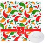 Colored Peppers Wash Cloth (Personalized)