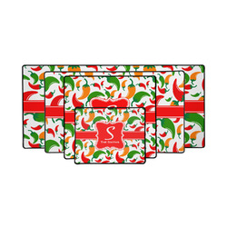 Colored Peppers Gaming Mouse Pad (Personalized)