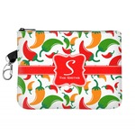 Colored Peppers Golf Accessories Bag (Personalized)