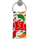 Colored Peppers Hand Towel - Full Print (Personalized)