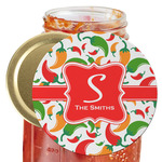 Colored Peppers Jar Opener (Personalized)