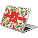 Colored Peppers Laptop Skin - Custom Sized (Personalized)