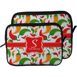 Colored Peppers Laptop Sleeve / Case (Personalized)