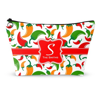 Colored Peppers Makeup Bags (Personalized)
