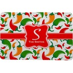 Colored Peppers Comfort Mat (Personalized)