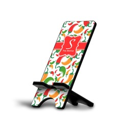 Colored Peppers Phone Stand (Personalized)