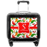 Colored Peppers Pilot / Flight Suitcase (Personalized)