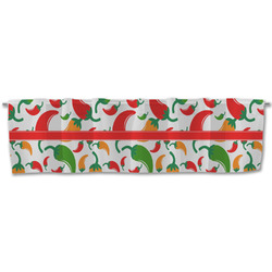 Colored Peppers Valance (Personalized)