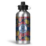 Pomegranates & Lemons Water Bottle - Aluminum - 20 oz (Personalized)