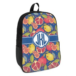 Pomegranates & Lemons Kids Backpack (Personalized)